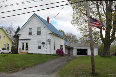 Single Family Home For Sale: 25 Pleasant Street
