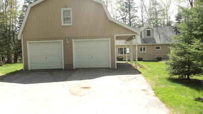 Single Family Home For Sale: 144 Loon Cove