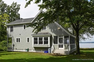Portland ME Single Family Home For Sale: $857,000