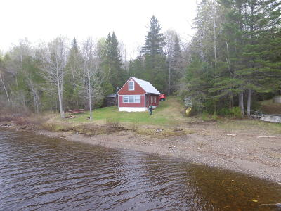Aroostook-County Single Family Home For Sale: 5 W View Lane