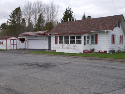Van Buren Single Family Home For Sale: 124 Watermill Road