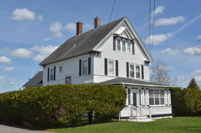 Fort Fairfield Single Family Home For Sale: 162 Main Street