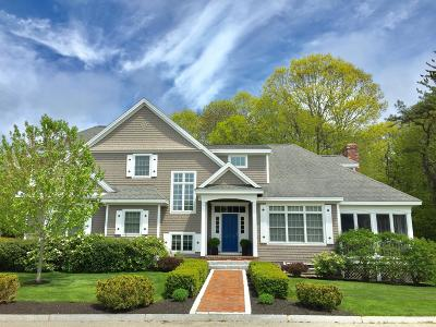 Kennebunk Single Family Home For Sale: 10 Admirals Way