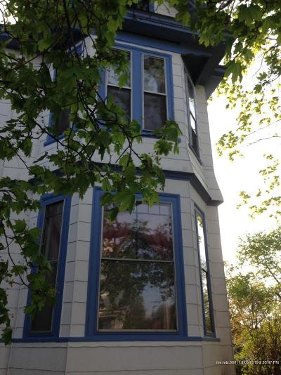 Multi Family Home For Sale: 210 Forest Avenue