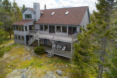 Gouldsboro Single Family Home For Sale: 245 Paul Bunyan Road