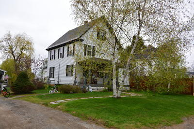 Houlton Single Family Home For Sale: 8 West Street