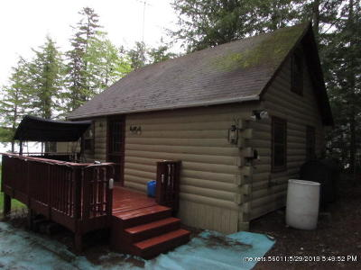 Lincoln Single Family Home For Sale: 399 Egg Pond Road