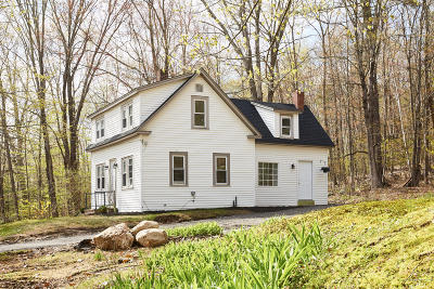 Windham Single Family Home For Sale: 81 Falmouth Road