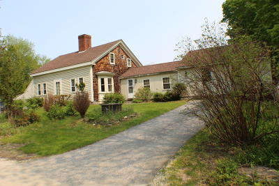 Cumberland Single Family Home For Sale: 169 Orchard Road