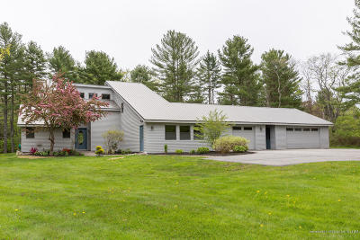 Yarmouth Single Family Home For Sale: 268 Princes Point Road