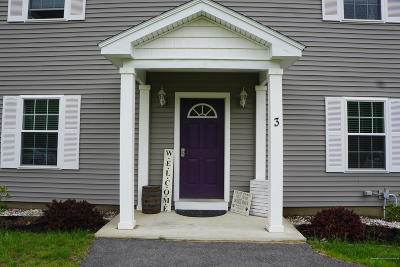Old Orchard Beach Single Family Home For Sale: 3 Stanley Street