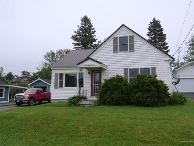 Madawaska Single Family Home For Sale: 116 16th Avenue