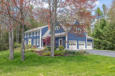 Yarmouth Single Family Home For Sale: 193 Oakwood Drive