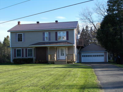Mapleton Single Family Home For Sale: 570 State Road