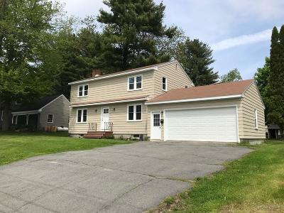 Portland Single Family Home For Sale: 221 Auburn Street