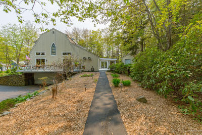 Kennebunkport Single Family Home For Sale: 7 Elizabethan Drive