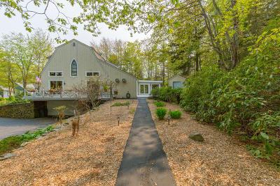 Kennebunkport Single Family Home For Sale: 7 Elizabethan Drive