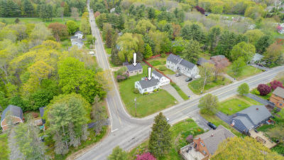 Falmouth Single Family Home For Sale: 132 Middle Road