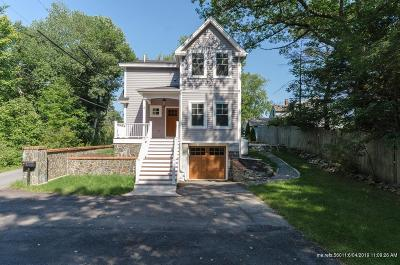 Cape Elizabeth Single Family Home For Sale: 3 Ironclad Road