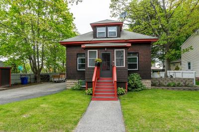 Portland Single Family Home For Sale: 46 Watson Street
