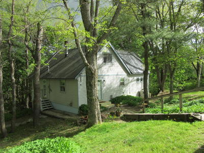 Hampden Single Family Home For Sale: 391 Main Road N