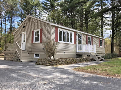 Windham Single Family Home For Sale: 137 Tandberg Trail
