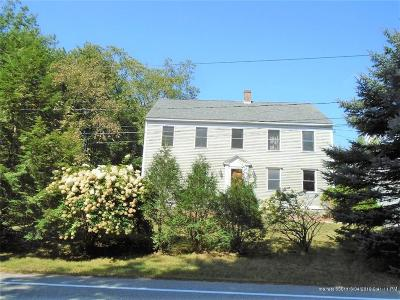 Kennebunk Single Family Home For Sale: 5 Heath Road