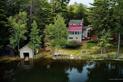 Windham Single Family Home For Sale: 223 Smith Road