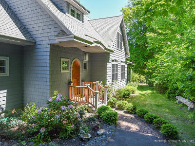 York Single Family Home For Sale: 341 Clay Hill Road
