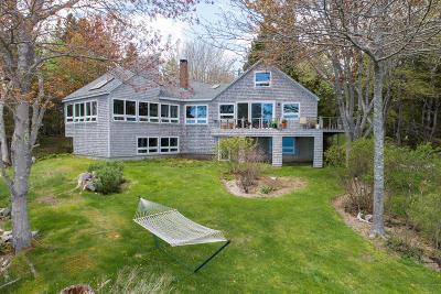 Gouldsboro Single Family Home For Sale: 127 Paul Bunyan Road
