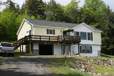 Island Falls Single Family Home For Sale: 35 Bowers Boulevard