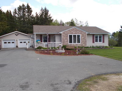 Caribou Single Family Home For Sale: 831 Sweden Street