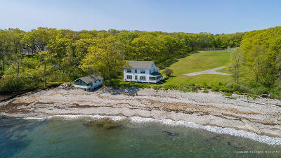 Cape Elizabeth Single Family Home For Sale: 37 Elephant Rock Road