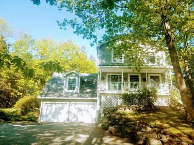 Single Family Home For Sale: 20 Deerfield Drive Drive