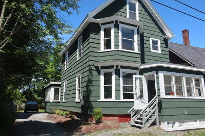 Single Family Home For Sale: 21 Cottage Street