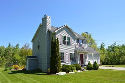 Single Family Home For Sale: 789 Mudgett Road