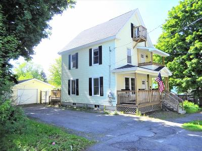 Bangor ME Single Family Home For Sale: $189,500