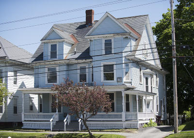Multi Family Home For Sale: 317 State Street