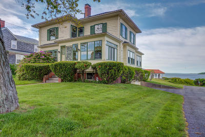 South Portland Single Family Home For Sale: 11 Graffam Road