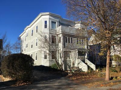 Portland Condo For Sale: 27 Arlington Street #1