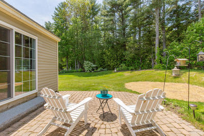 Saco Single Family Home For Sale: 25 Wedgewood Drive