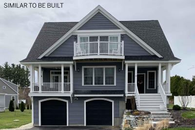 Kittery Single Family Home For Sale: 16 Heron Point Lane #Lot 8