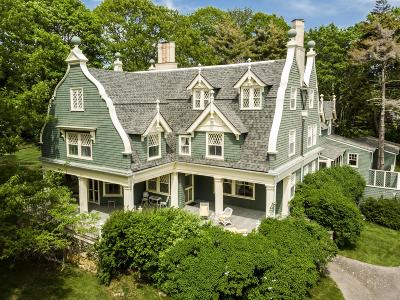 Kennebunkport Single Family Home For Sale: 7 Haverhill Avenue