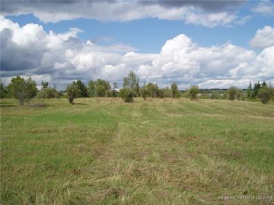 Fort Fairfield Residential Lots & Land For Sale: Lot 9B Currier Road