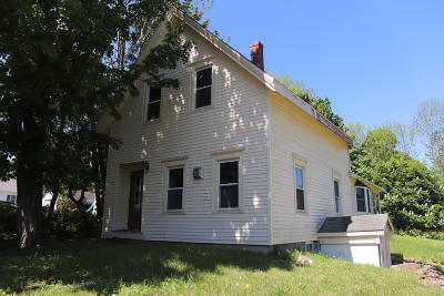 Single Family Home For Sale: 37 Us Hwy 1