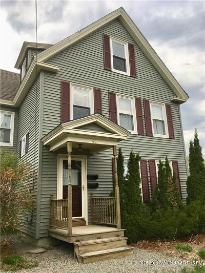 Brewer Single Family Home For Sale: 41 Kings Court