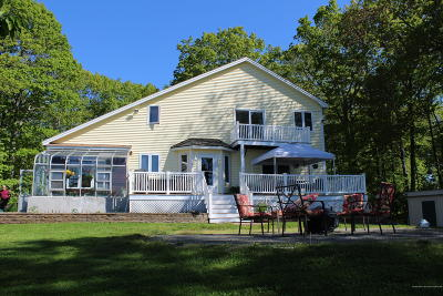 Scarborough, Cape Elizabeth, Falmouth, Yarmouth, Saco, Old Orchard Beach, Kennebunkport, Wells, Arrowsic, Kittery Single Family Home For Sale: 12 Old Neck Road