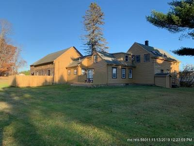 York Single Family Home For Sale: 746 Us Rt 1