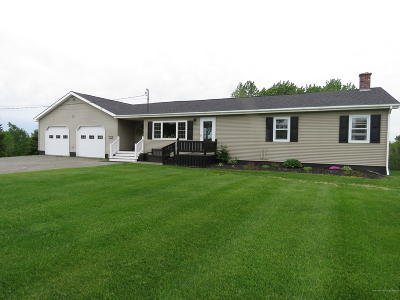 Caribou Single Family Home For Sale: 316 Powers Road