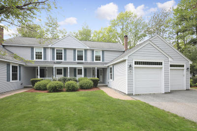 Kennebunk Condo For Sale: 49 Stratford Place #49